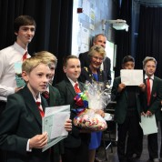 SANDBACH NDP Student's Picture Competition Winners